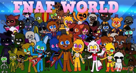 fnaf world free download on steam