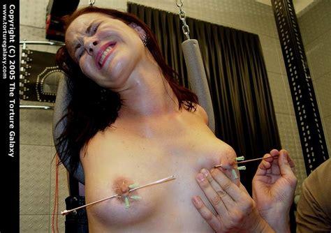 Tits pierced with skewers heavyr jpg 850x600